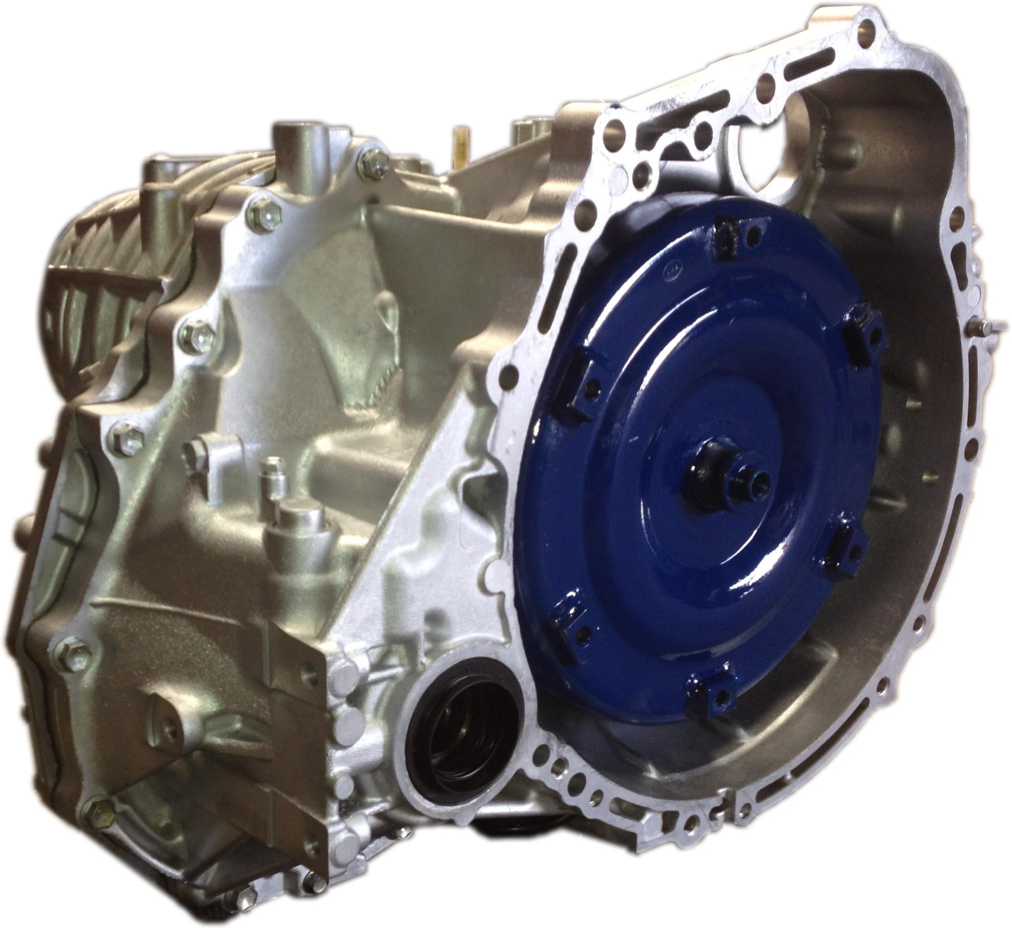 Remanufactured Automatic Transmission: Rebuilt 08-12 Scion XB U241E Automatic Transmission « Kar
