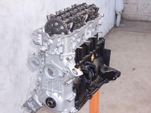rebuilt 90 95 nissan pick up 2 4l ka24e engine kar king auto. Black Bedroom Furniture Sets. Home Design Ideas