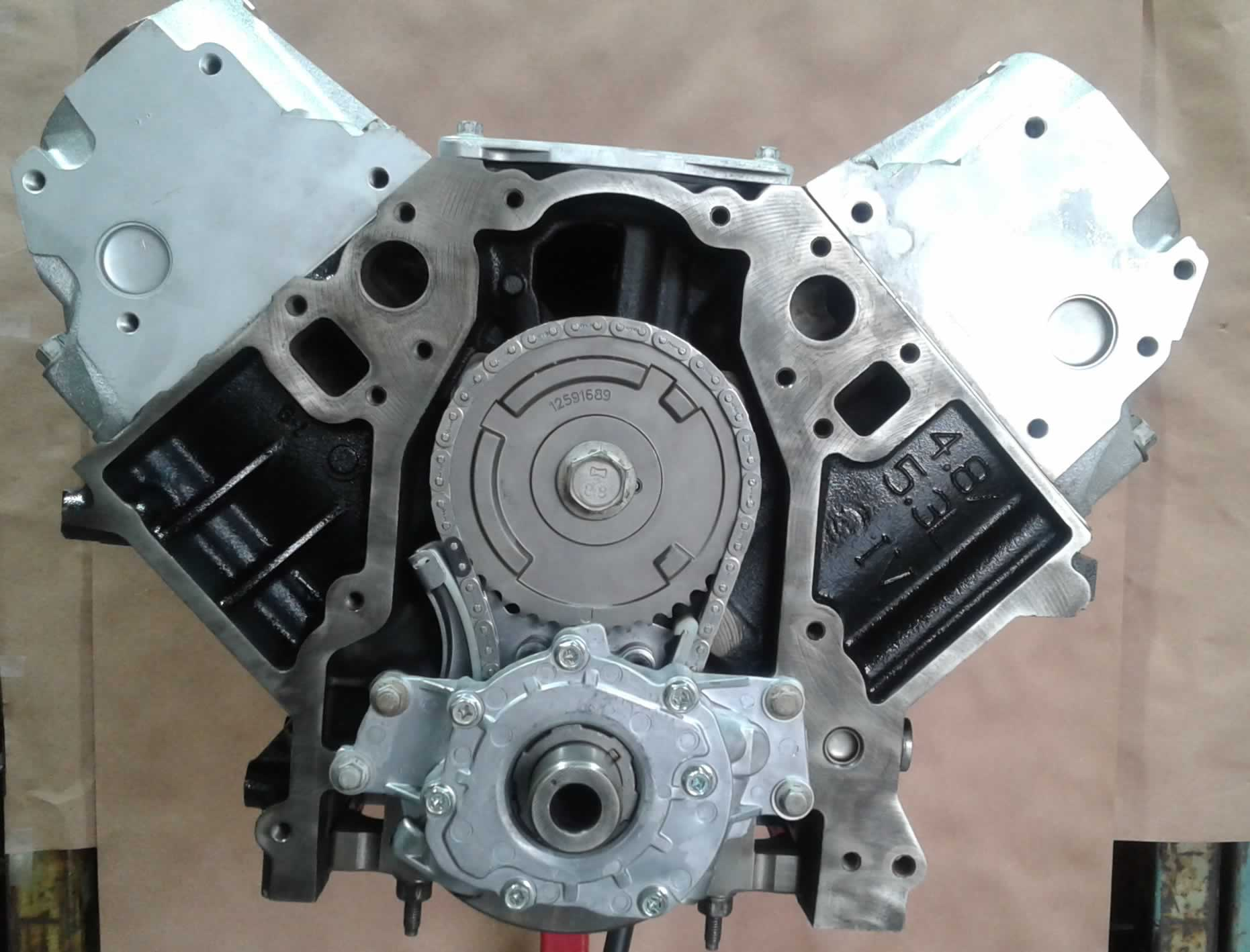 Pictures Of Engines Are For Only Reference Not Actual Product