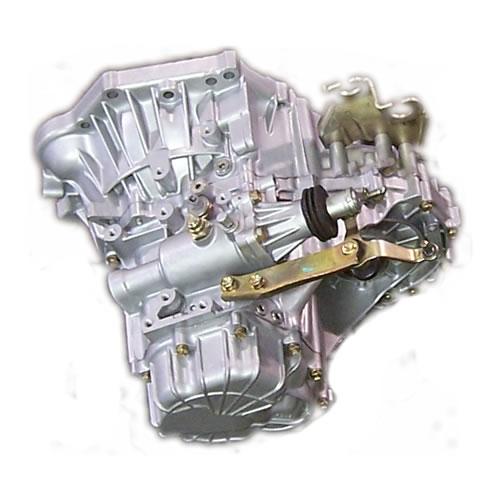 03 Toyota Corolla Engine