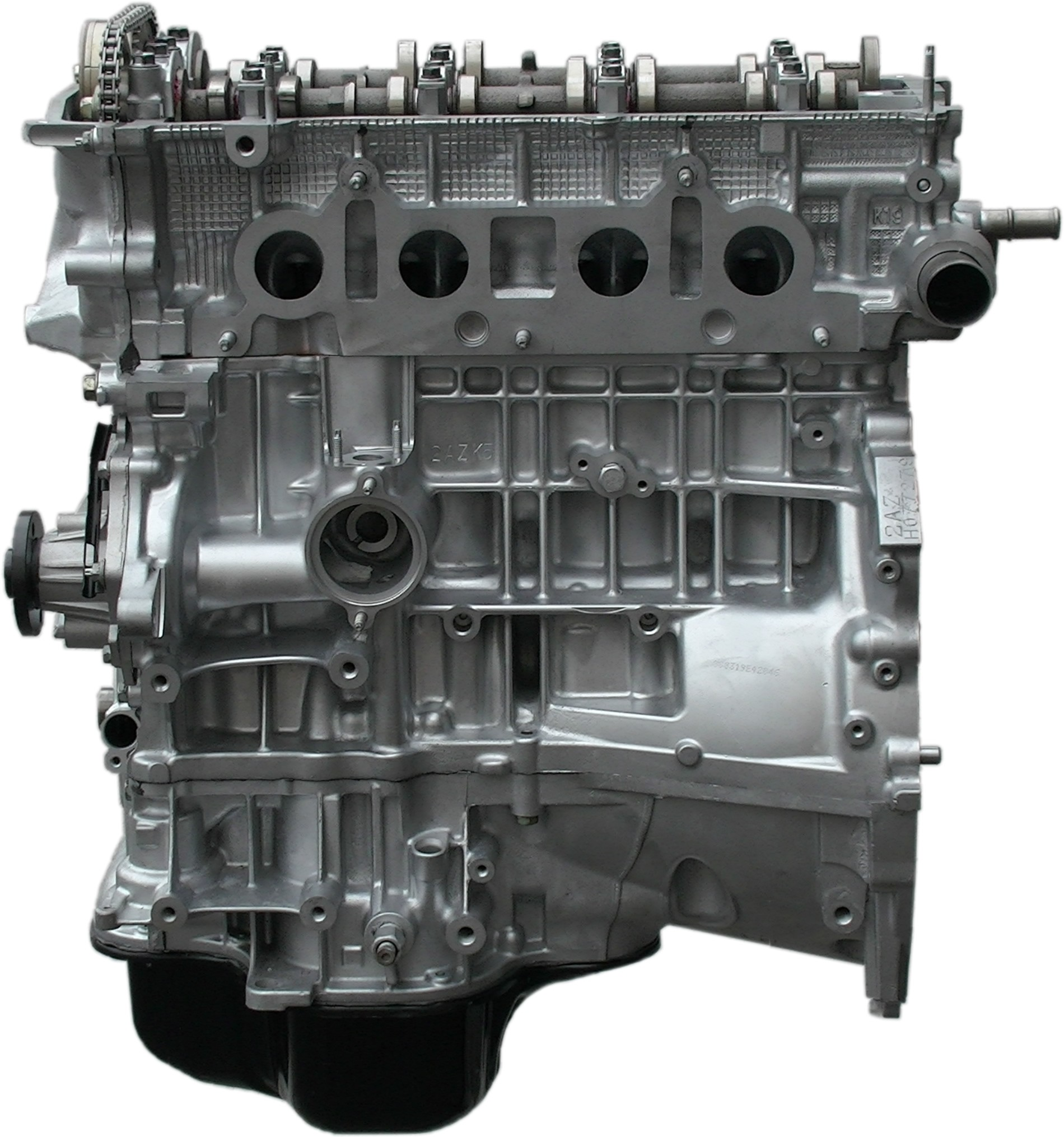 Rebuilt 05-07 Scion TC 4cyl 2.4L 2AZFE Longblock Engine ...