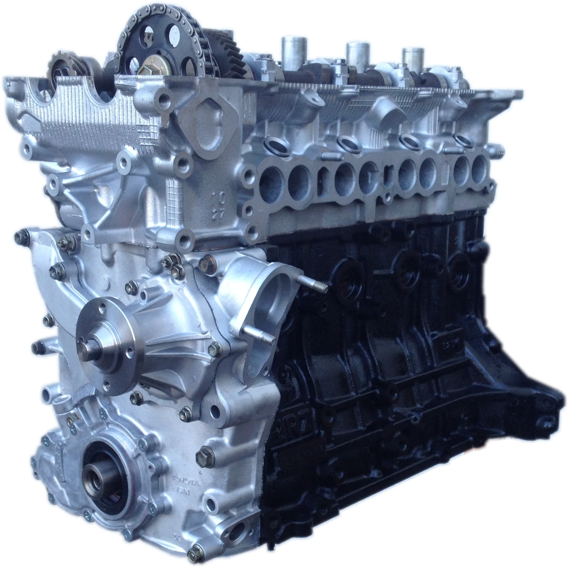 Rebuilt 95 97 Toyota Tacoma 2rzfe 2 4l Engine Kar King Auto