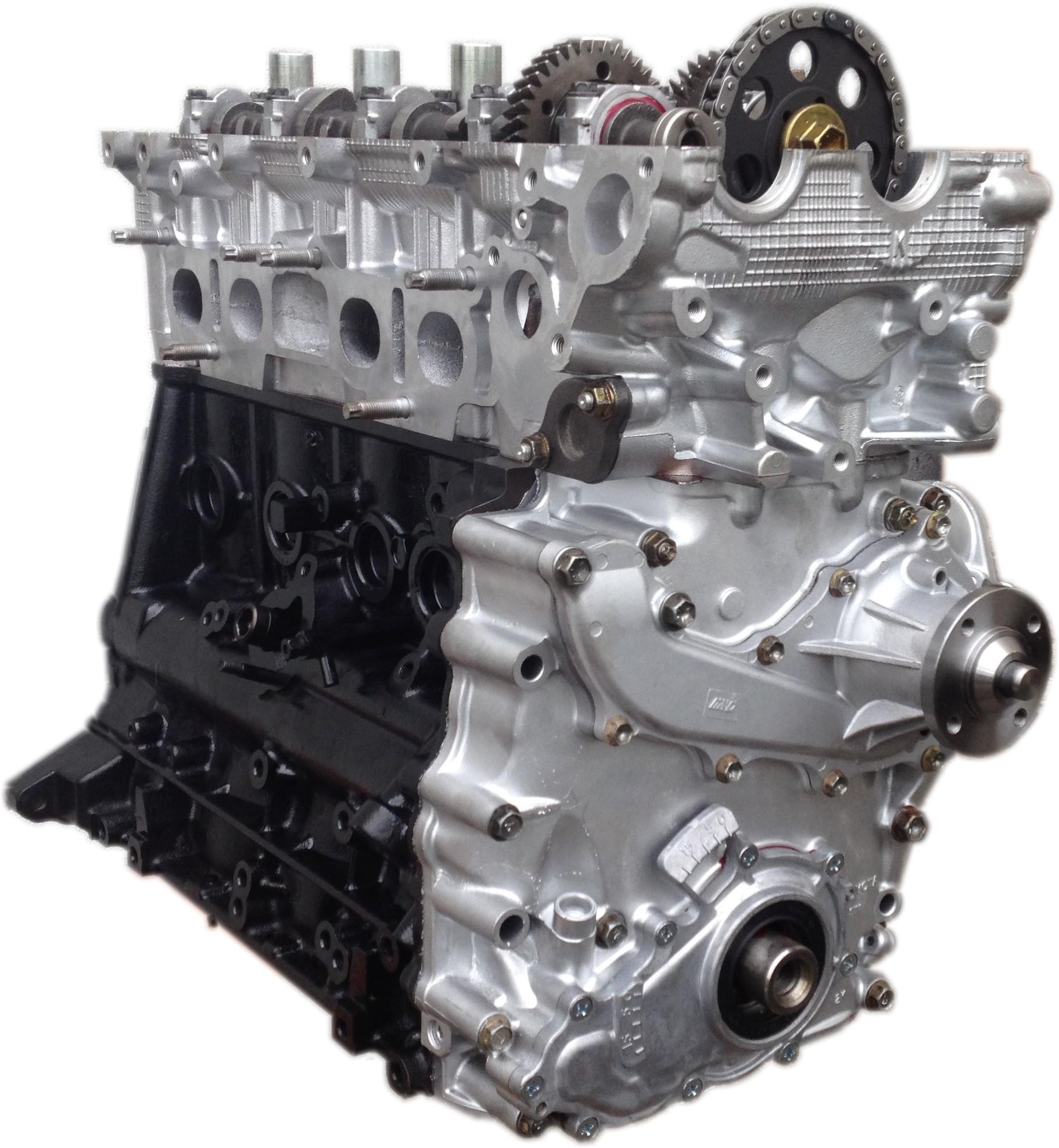 Rebuilt 97 00 Toyota Tacoma 4wd 4cyl 2 7l 3rz Engine Kar