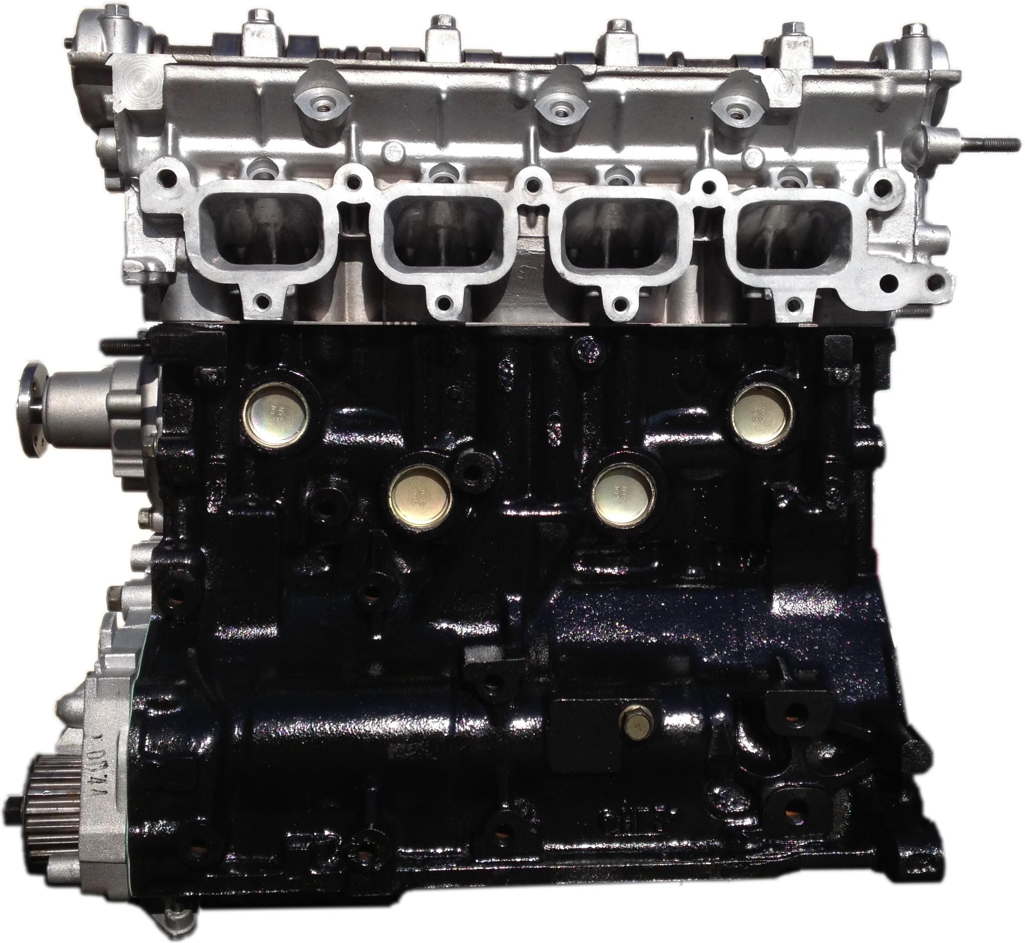 Rebuilt 90 92 Eagle Talon 20L DOHC 4G63 6bolt Turbo Engine