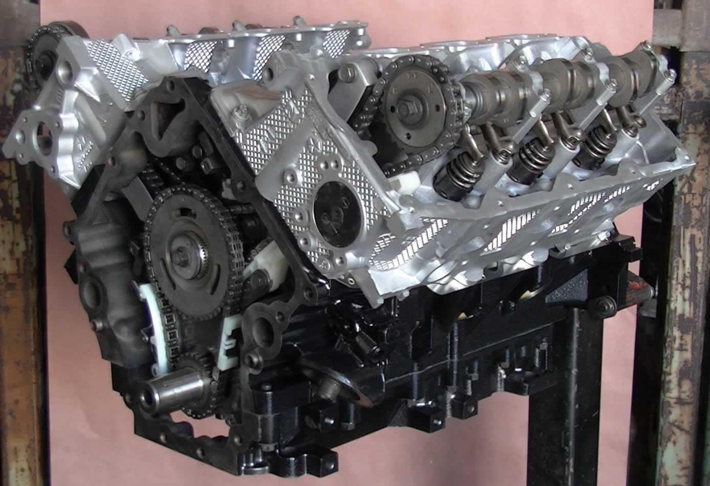 Rebuilt 2006 2008 Dodge Ram 1500 Truck V6 3 7l Longblock