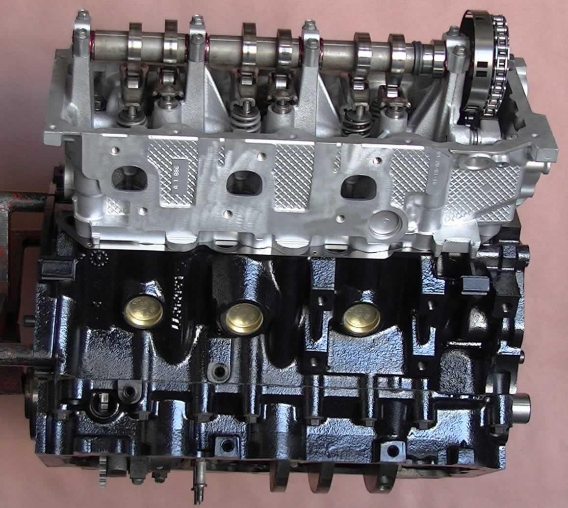 Rebuilt 2008 Jeep Grand Cherokee V6 3.7L Longblock Engine