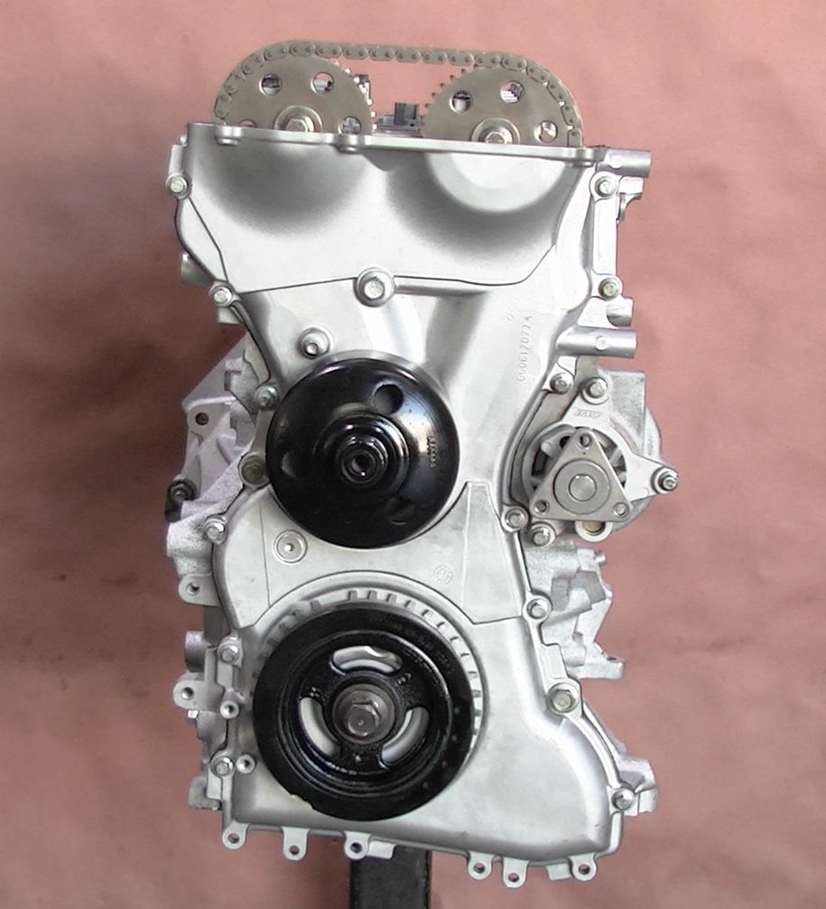 Rebuilt 2004-2010 Mazda Pick Up 2.3L 4cyl DOHC Longblock ...