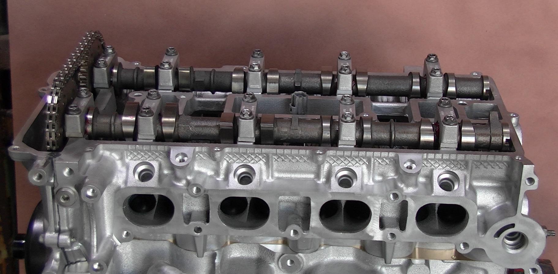 Rebuilt 2001-2011 Ford Ranger 2.3L 4cyl DOHC Longblock ...