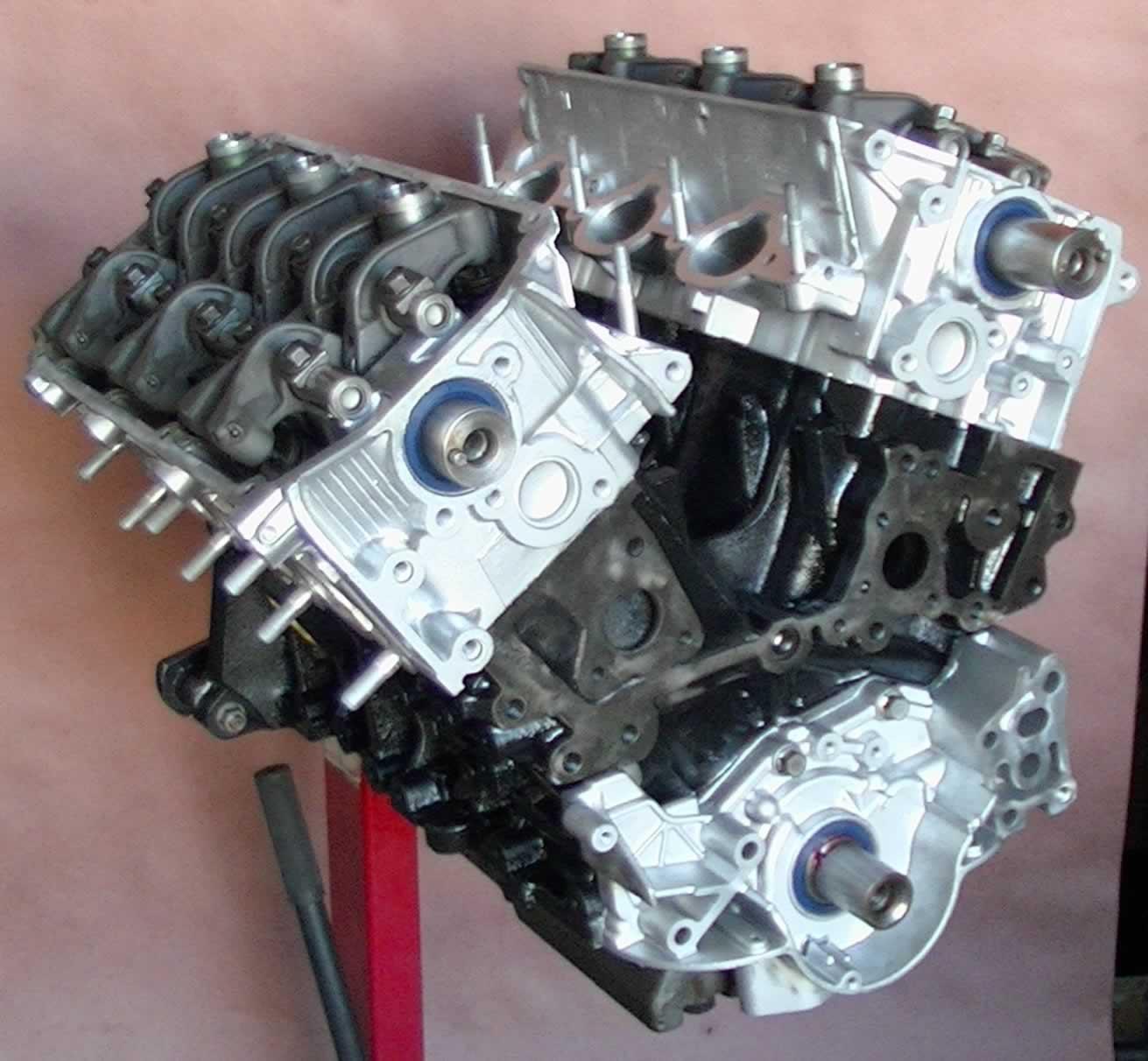 Rebuilt 97-2002 Mitsubishi Montero-Sport 3.5L 6G74 24Valve ...
