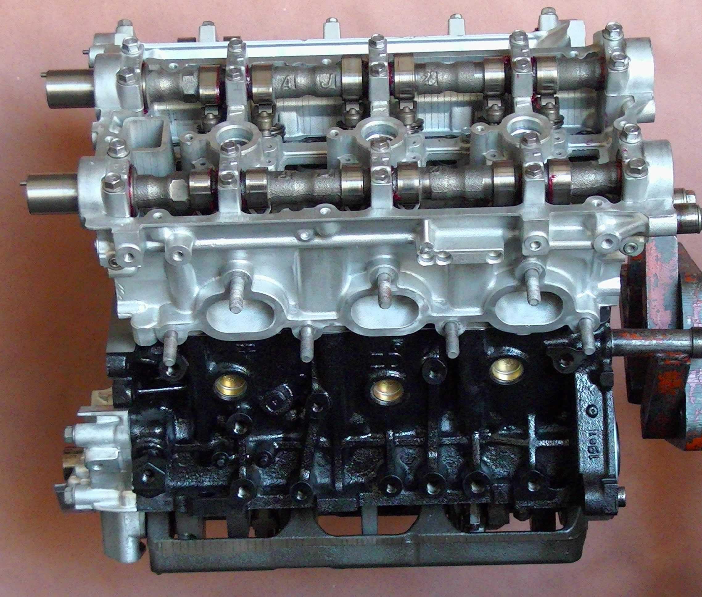 Pic on Vr4 Mitsubishi Engines