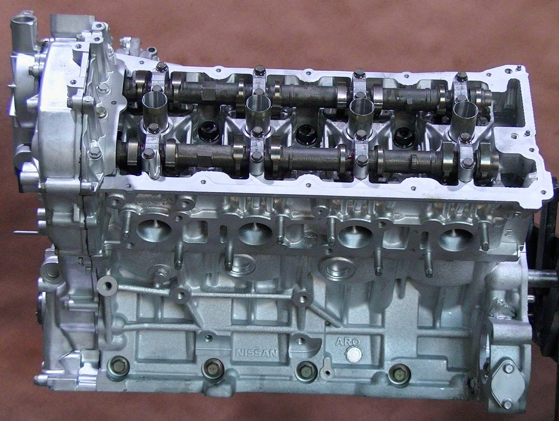 Rebuilt 2006-2010 Infinity M45 VK45DE Longblock Engine « Kar King Auto
