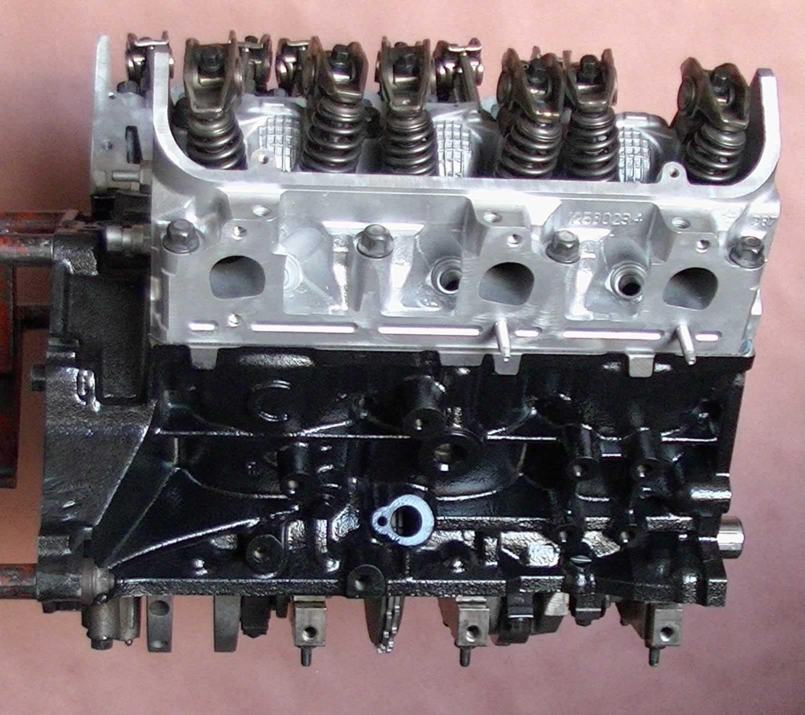 Rebuilt 2006 Pontiac Torrent 3.4L Longblock Engine « Kar ...