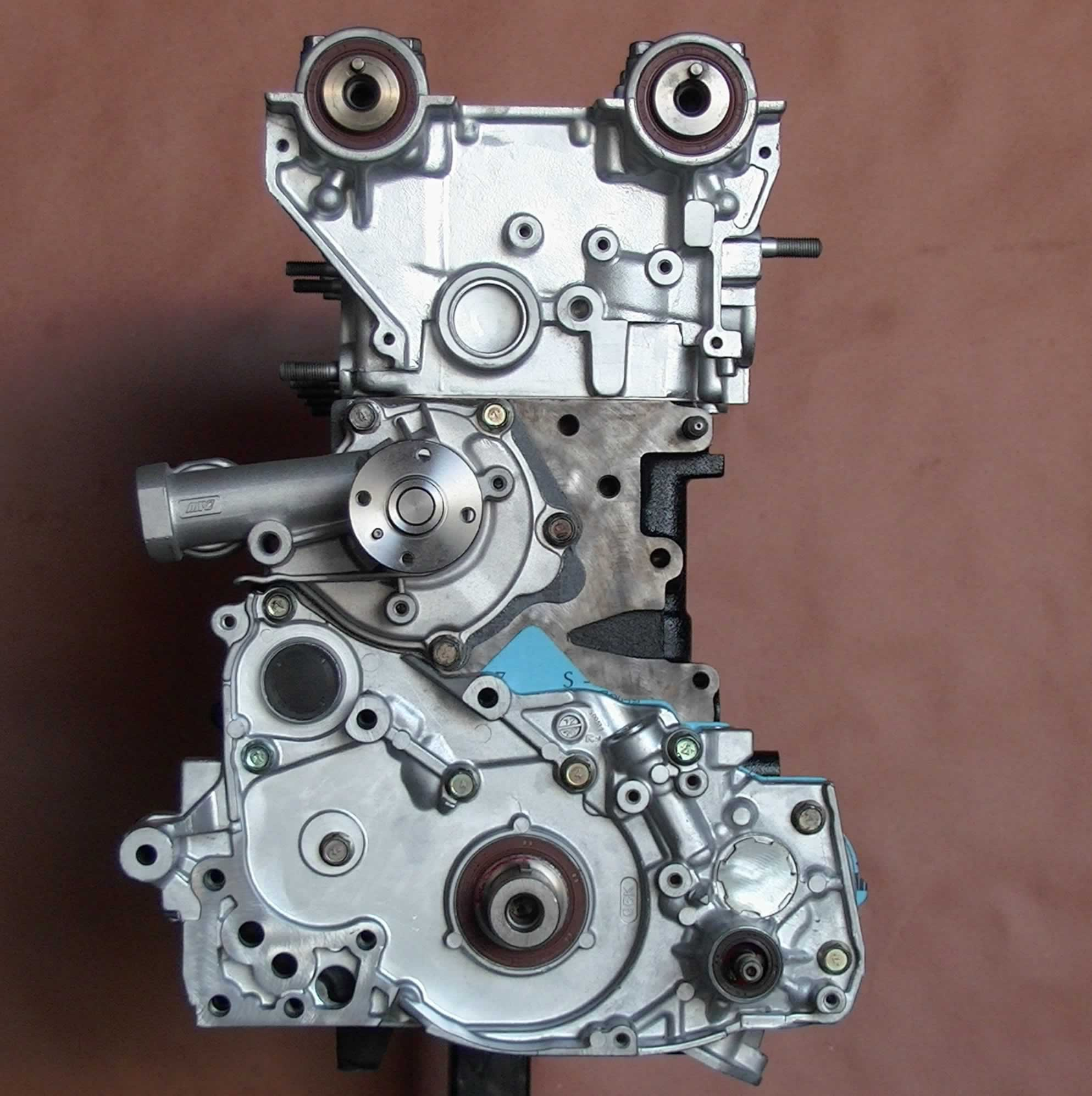 Rebuilt 95 98 Eagle Talon 20L DOHC 4G63 7bolt Turbo Engine