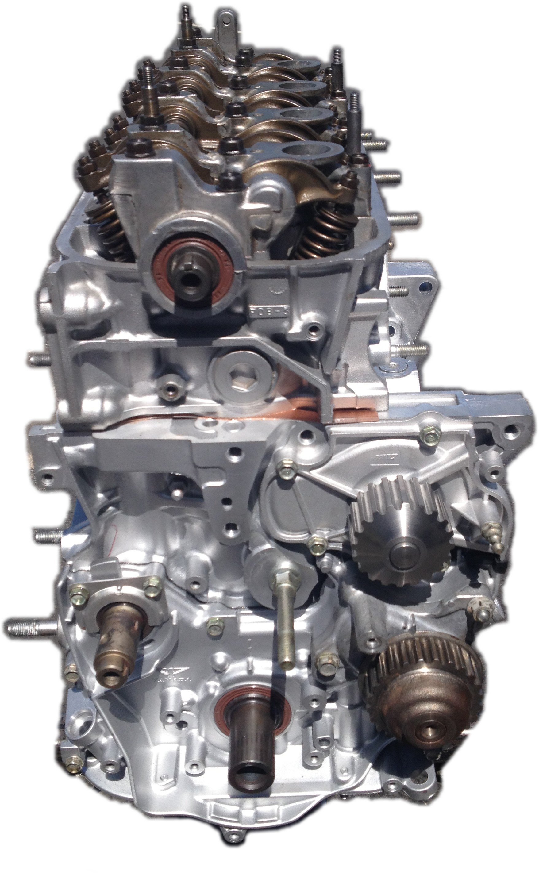 Rebuilt 90 93 Honda Accord 2 2l Engine Kar King Auto