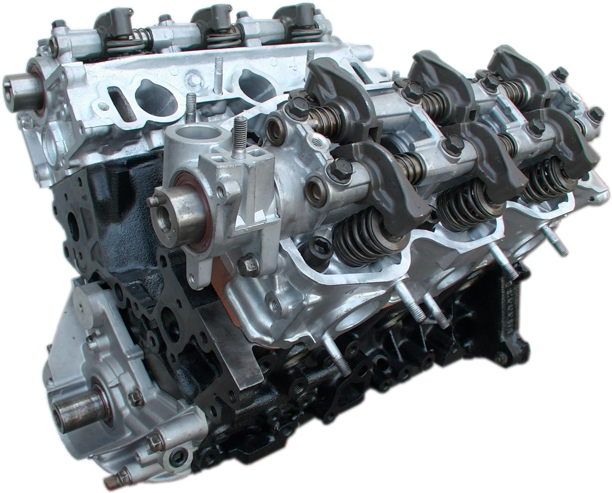 Rebuilt Dodge Caravan 6G72 3.0L Engine « Kar King Auto