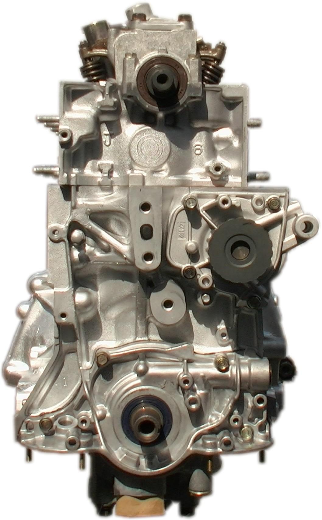 D Y on Honda Civic Rebuilt Engines