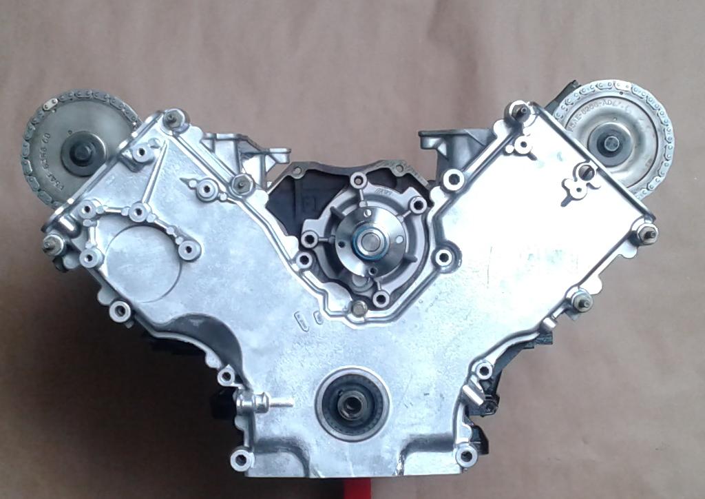 Rebuilt 97 Thru 98 Ford F250 Vin W 46l V8 Sohc Longblock