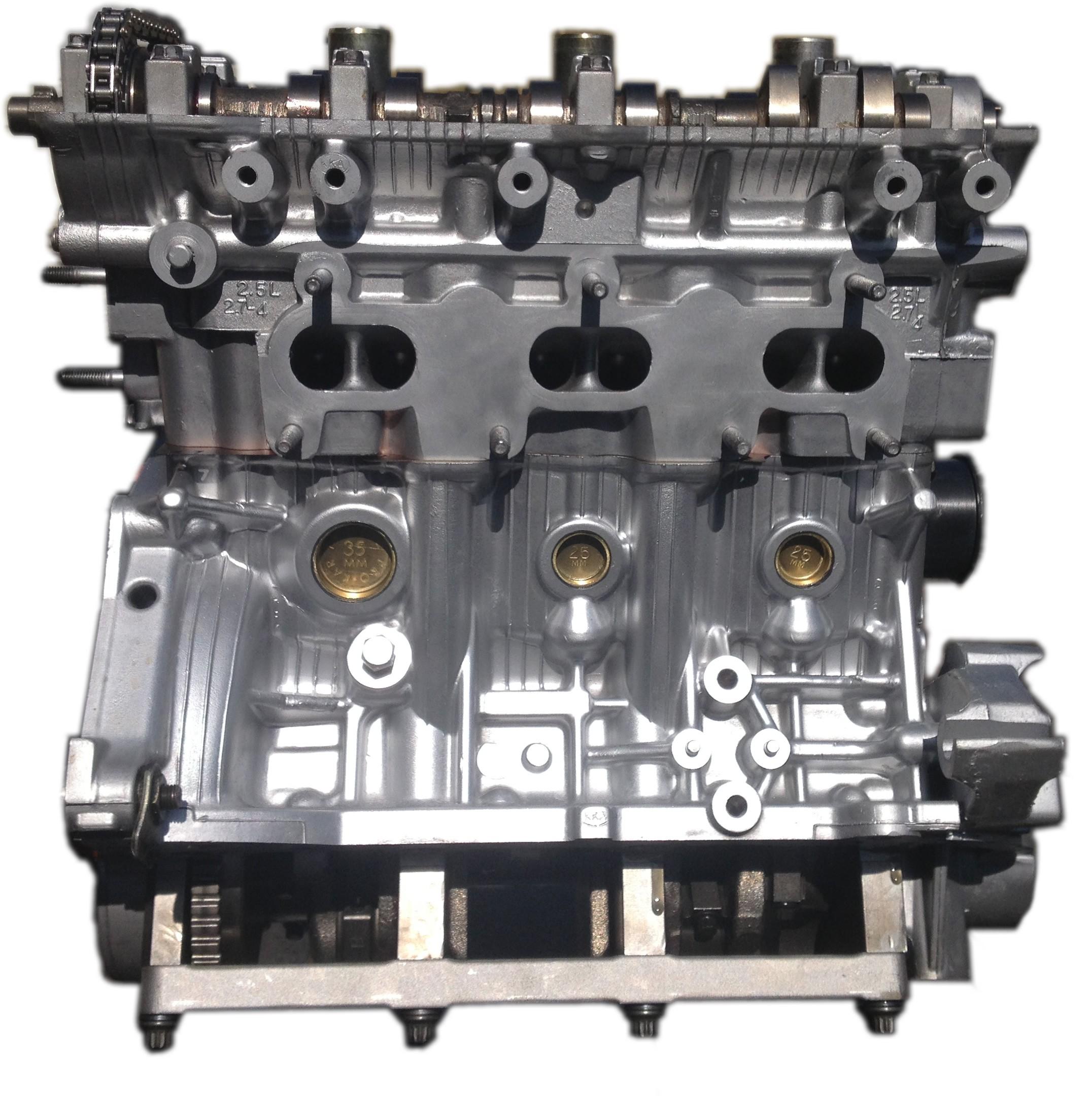 2 0l Engine: Rebuilt 2010-2013 Kia Forte 2.0L G4KD Longblock Engine