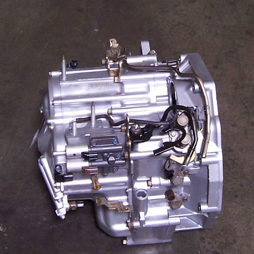 Remanufactured Automatic Transmission: Rebuilt 98-02 Honda Accord 4Cyl. Automatic Transmission