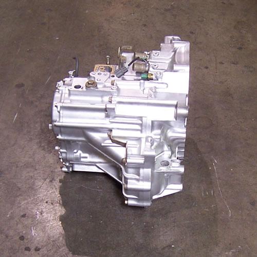 2010 Honda Odyssey Transmission