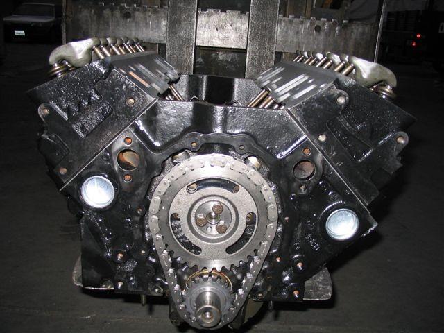 Rebuilt 96-00 Chevrolet Suburban 5.7L V8 350 Vortec Engine ...