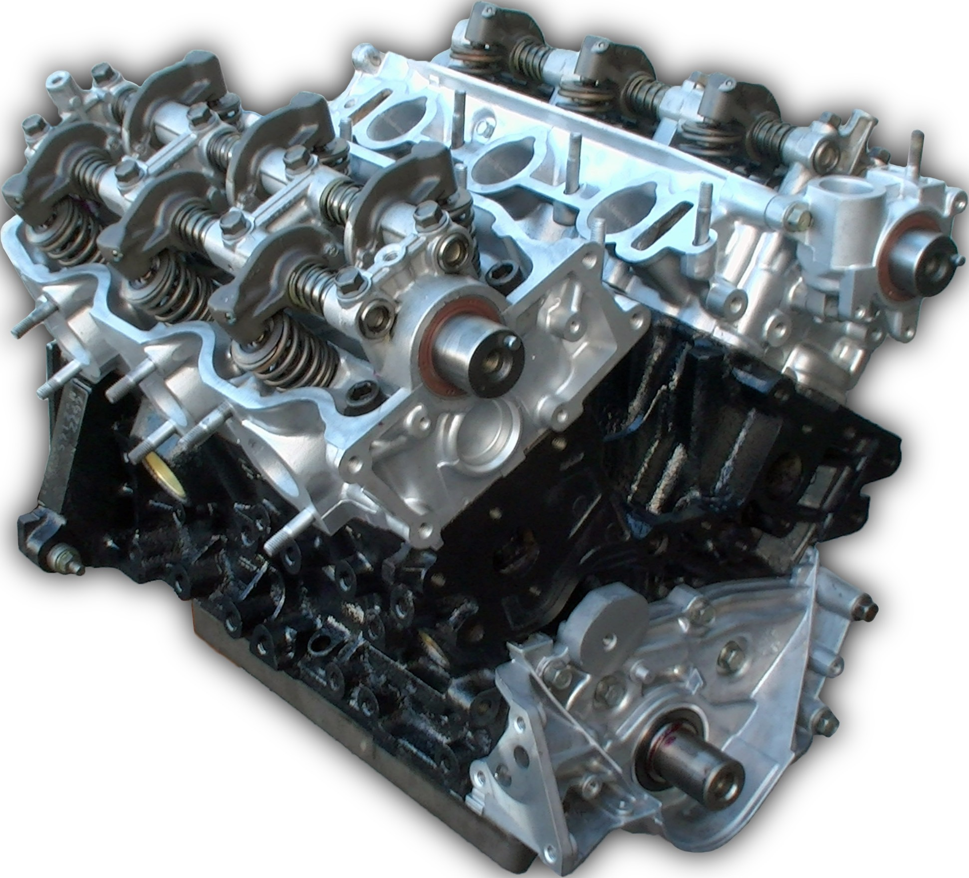 V Type Engine Diagram Starting Know About Wiring 3ld1 Isuzu Rebuilt 89 Dodge Raider 3 0l V6 U00ab Kar King Auto