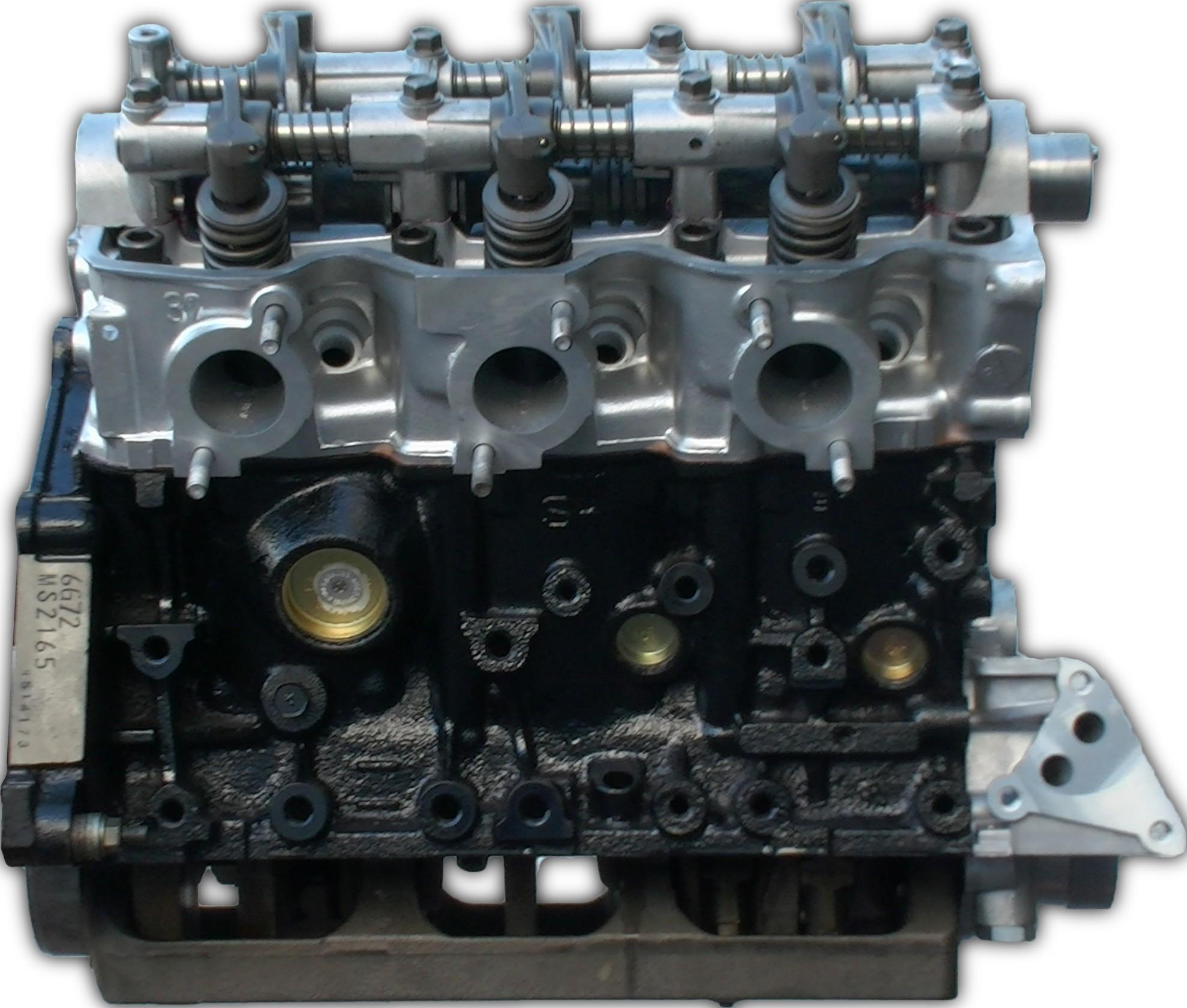 3 0 L Engine: Rebuilt 89 Dodge Raider 3.0L V6 Engine « Kar King Auto