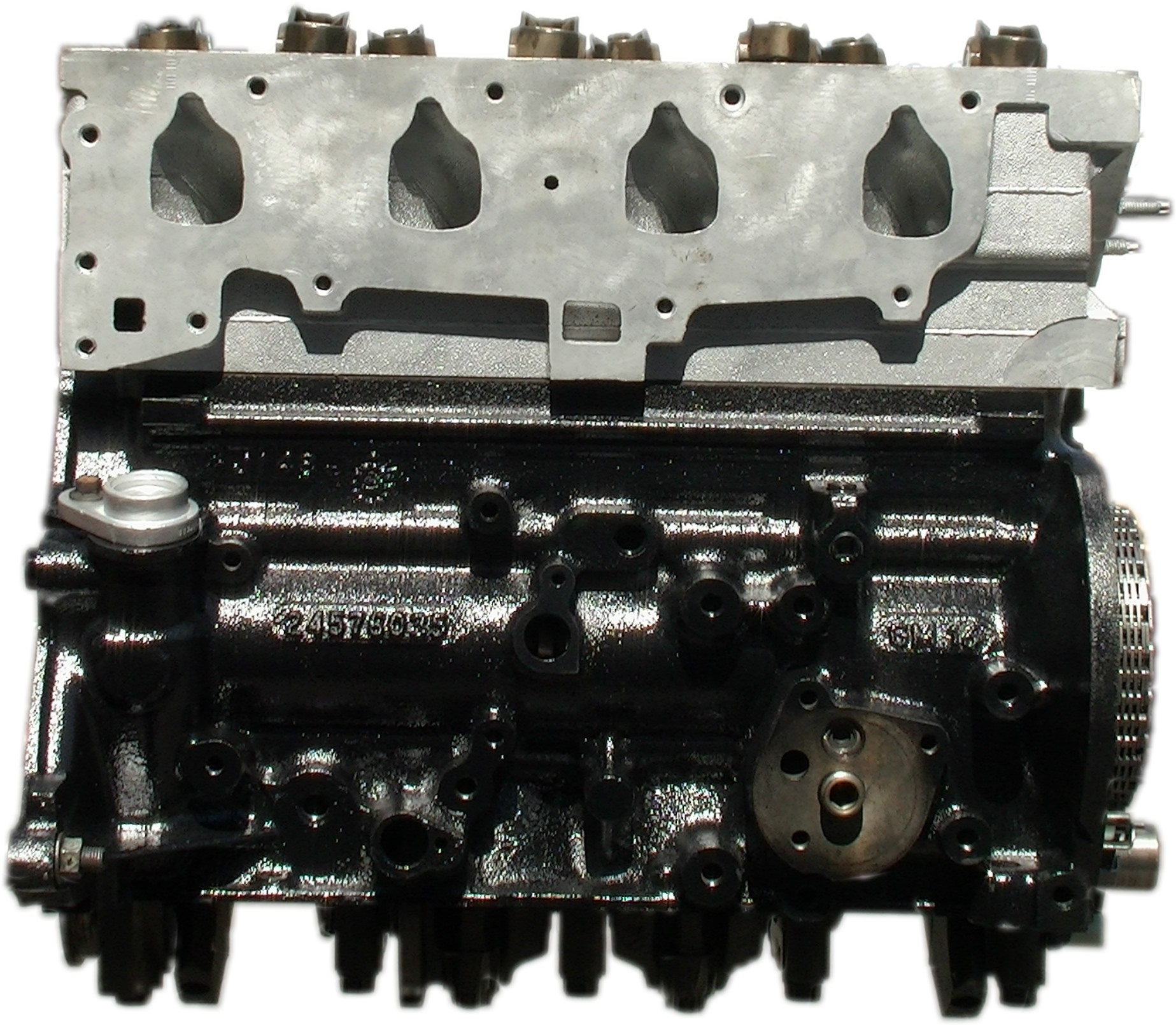 S on Chevy S10 4 Cyl Engine