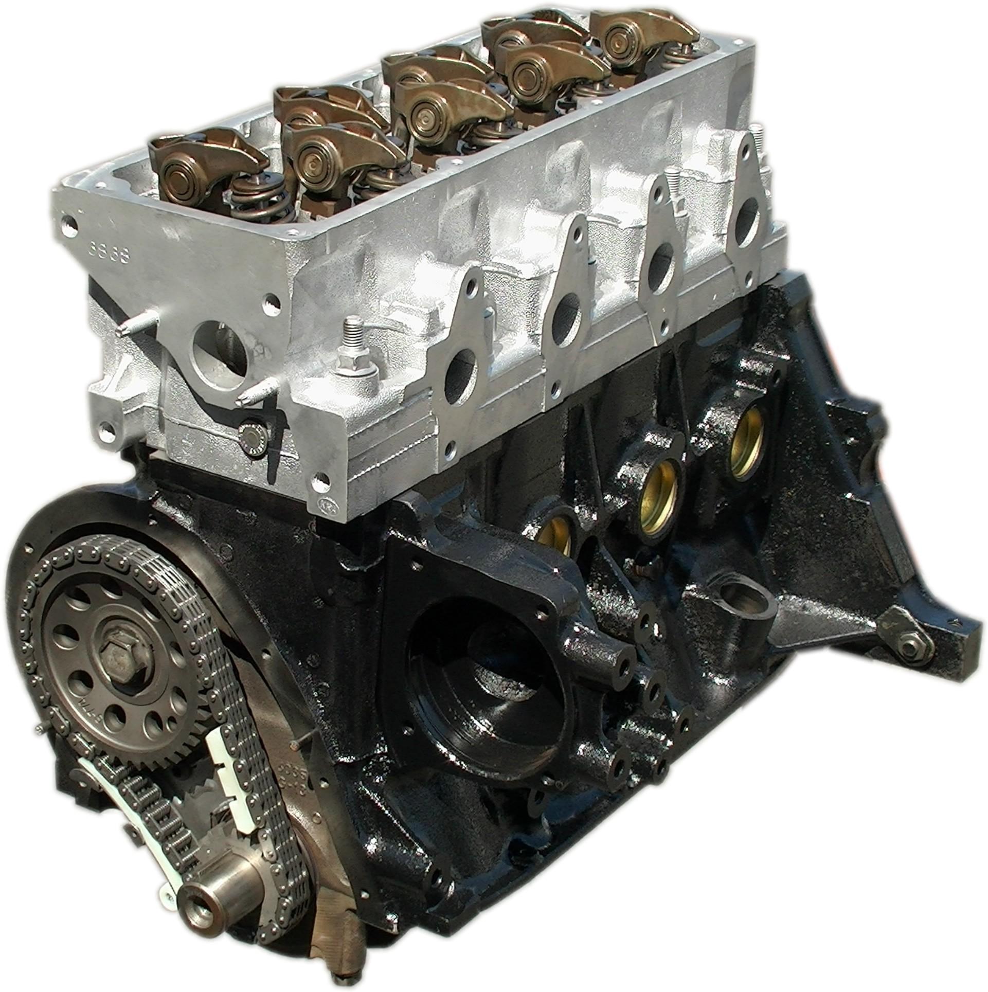 rebuilt 94 97 pontiac sunfire 2 2l 4cyl engine laquo kar king auto chevy cavalier engine diagram