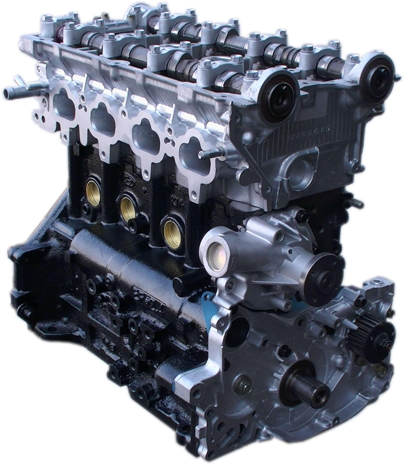 Rebuilt 01 05 Hyundai Santa Fe 4cyl 2 4l Dohc Engine 171 Kar