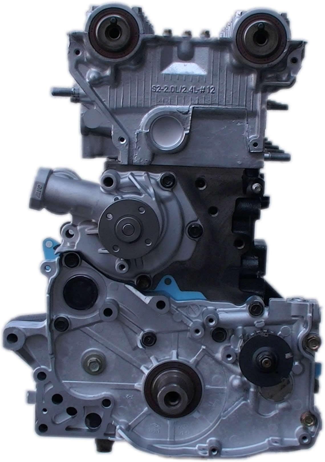 Rebuilt 01-05 Hyundai Santa Fe 4cyl 2.4L DOHC Engine « Kar ...