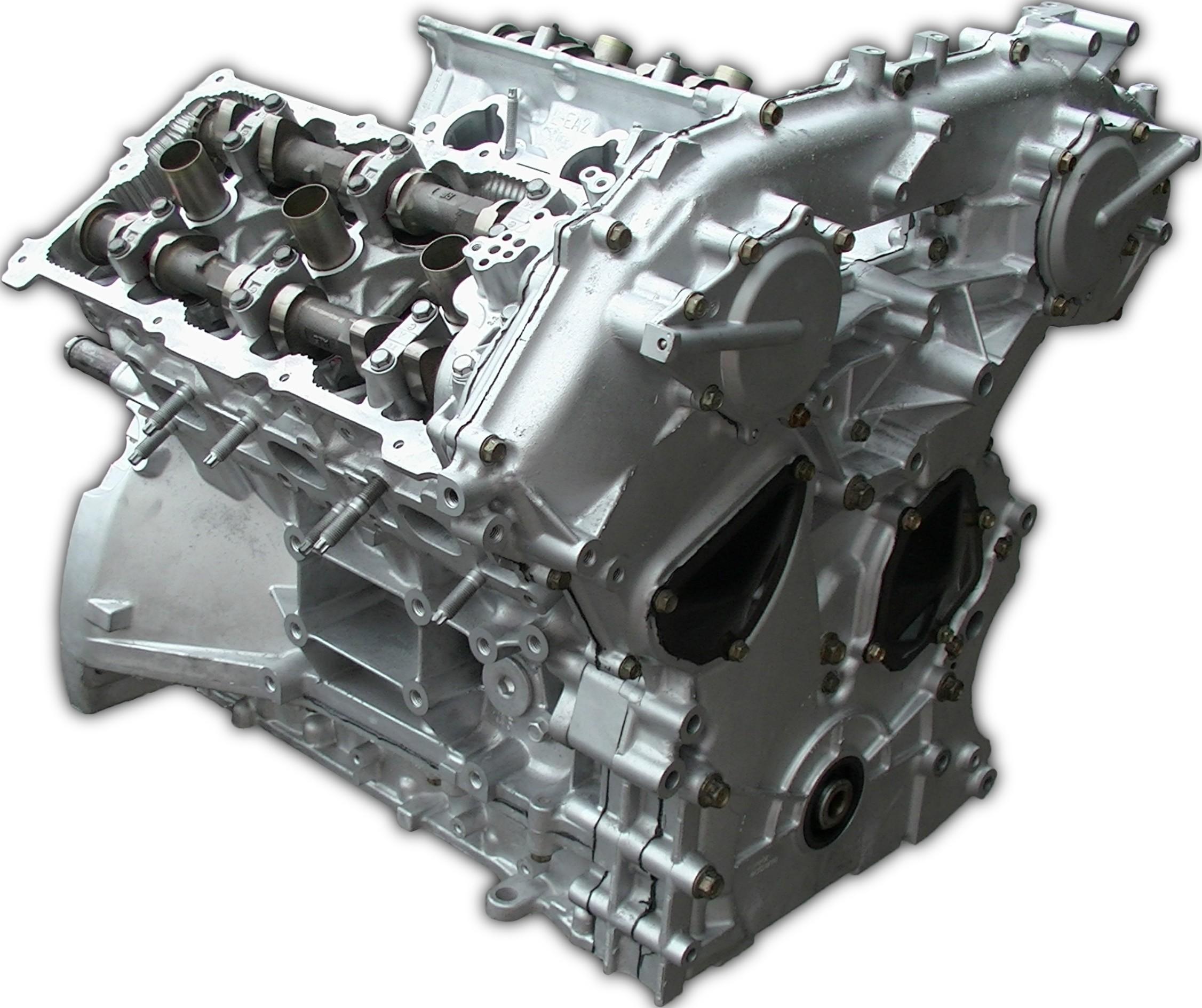 Rebuilt 05-08 Nissan Pathfinder 4.0L V6 VQ40DE Engine ...